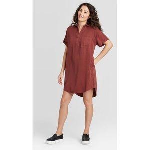 Universal Thread Shirt Dress - L - NWT